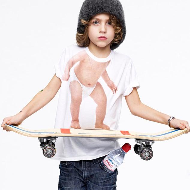 skater tee