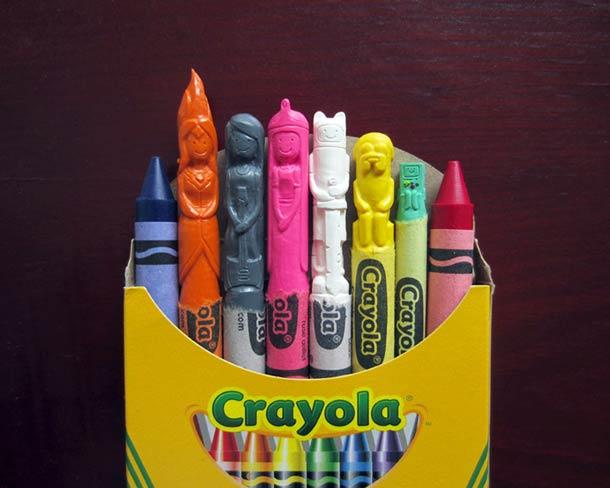 crayon art 2