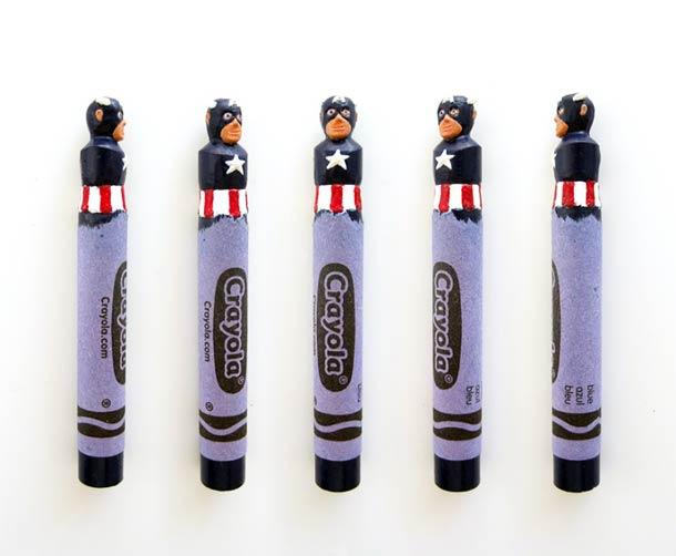 crayon art 4