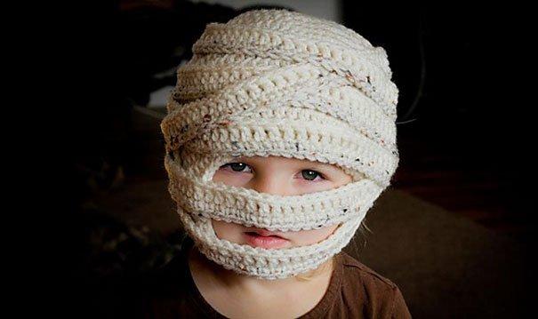 mummy-hat